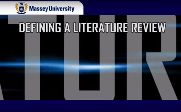WoA Literature review V 1